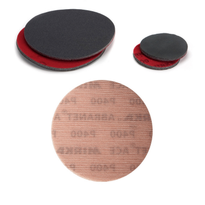 Mirka mixed Pack of 22 mixed grades of Abranet Ace & Abralon 150mm Sanding Discs