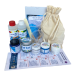 Resin Art Gift Pack - Cell-Base Sea Blues