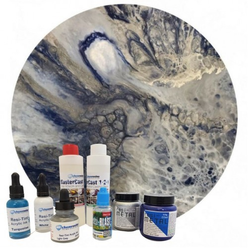 Resin Art Gift Pack