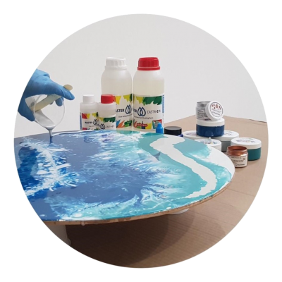 Resin Art Workshops