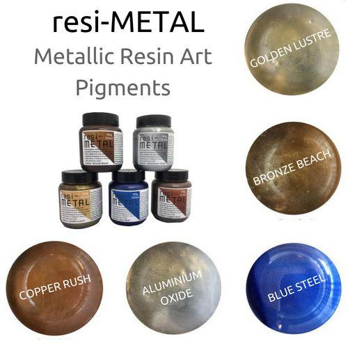 resi-METAL Metallic Pigment 100g