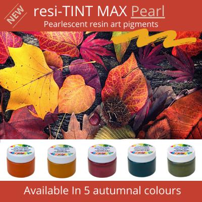 resi-TINT MAX PEARL Resin Art Pigment 50g