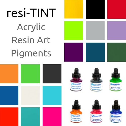 resi-TINT Acrylic Resin Art Pigment 29.5ml